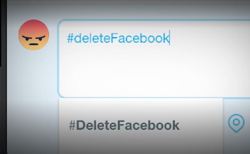 Verwijderen account betekent niet dat Facebook niets meer van je weet