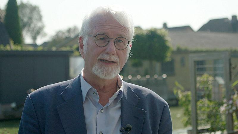 Energieprofessor Wim Turkenburg