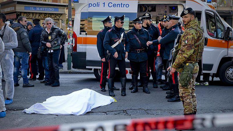 Armoede duwt Napolitaanse jongeren in de handen van de maffia