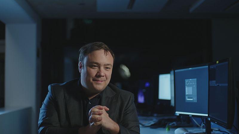 IT-expert Danny Mekic