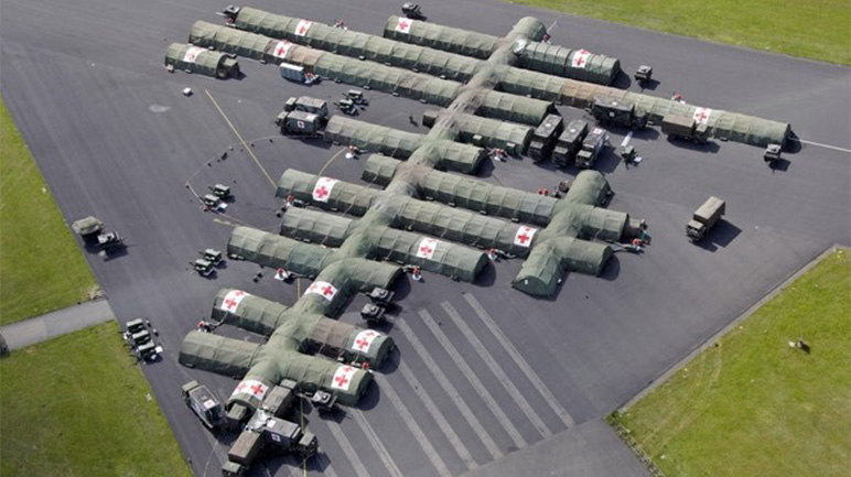 Mobiel militair hospitaal