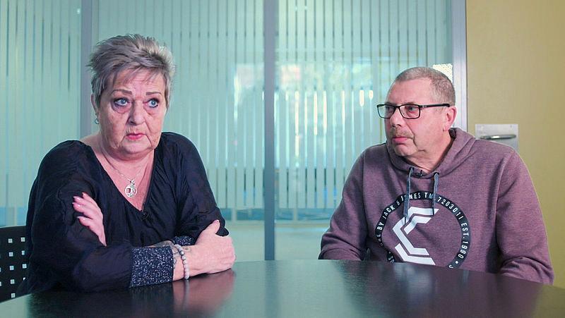 Theo werd ziek in fabriek DuPont/Chemours, zijn vrouw Jenny strijdt onverminderd voor een schadevergoeding