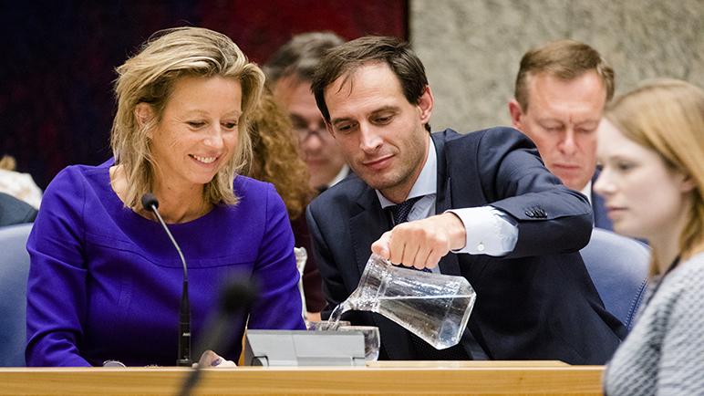 Kiezers CDA en D66 snakken naar een nieuw gezicht, de vraag is wie het moet doen