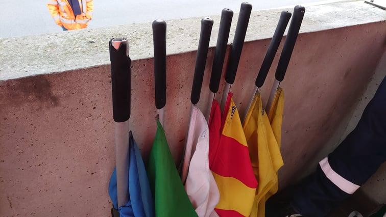 Vlaggen Zandvoort