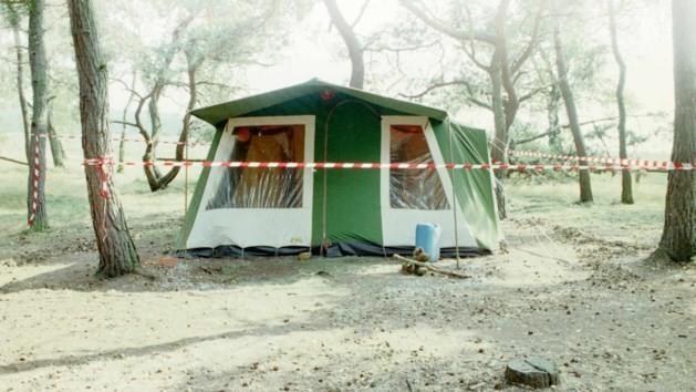 Tent Nicky Verstappen
