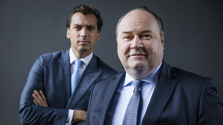 FVD verliest 3 zetels na conflict tussen Thierry Baudet en Henk Otten