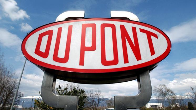 Vervuiling DuPont
