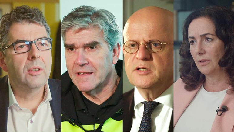 Hoofdrolspelers kijken terug op de moord op advocaat Derk Wiersum