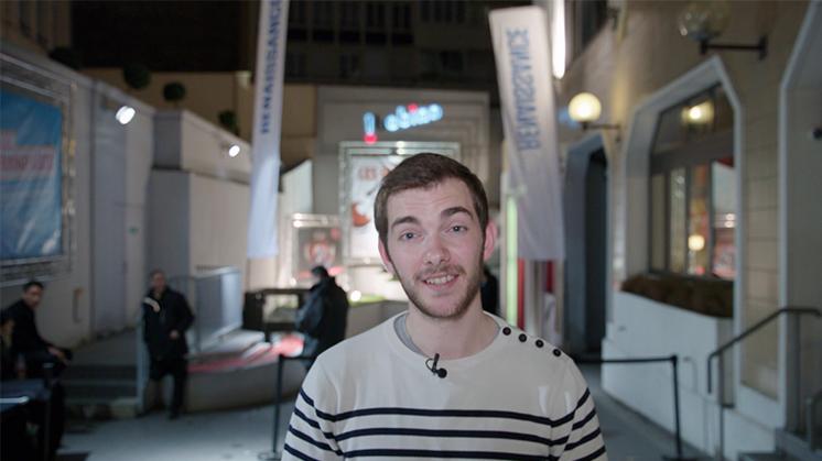 Fransen zijn verdeeld, student Ludovic gelooft in een sterk Europa