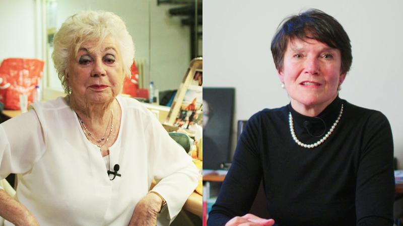 Fransje, Ingeborg en Roefke maken al decennia succesvol carrière, dit kunnen we van ze leren