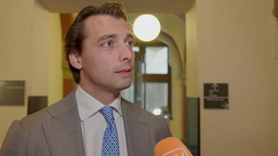 Thierry Baudet over fors zetelverlies: 'We hebben even een dipje'