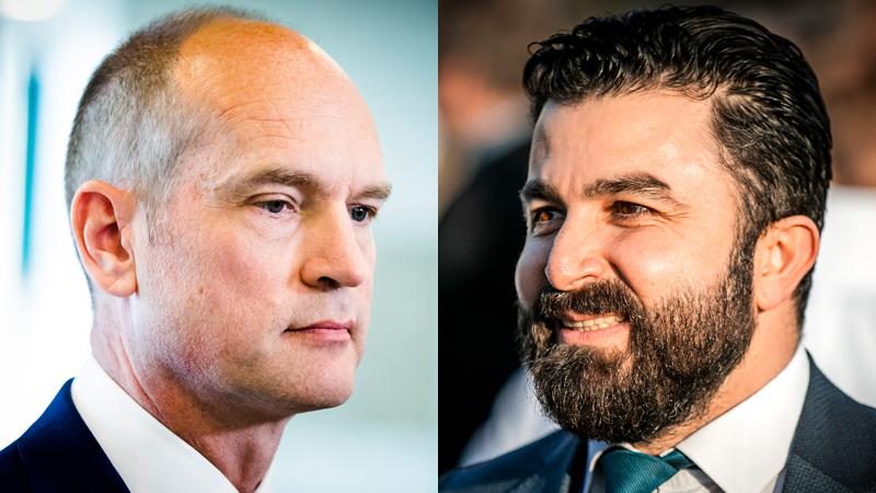 Gert-Jan Segers: 'Kijk of DENK-Kamerlid Öztürk geschorst kan worden'