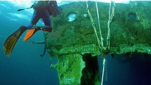 De Titanic lijkt definitief te verdwijnen: 'Het is pure pech'