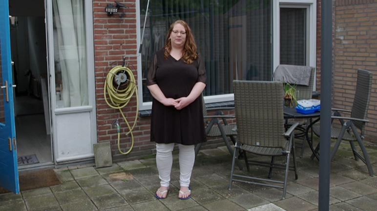 Kimberly strijdt al 11 jaar zonder succes tegen schimmel in haar huis