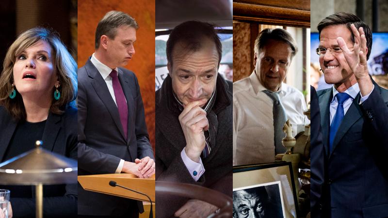 Het politieke jaar 2018 in vijf opvallende foto's