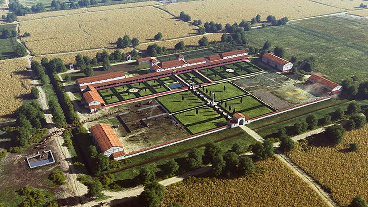 De villa van Voerendaal