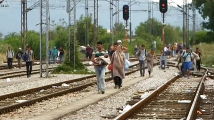 Vluchtelingencrisis