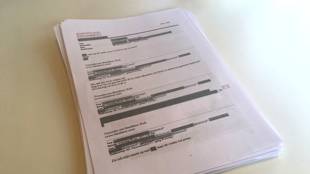 De documenten