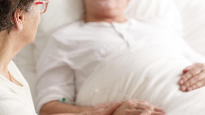 Waakmaatjes maken het verschil voor eenzame mensen die op sterven liggen
