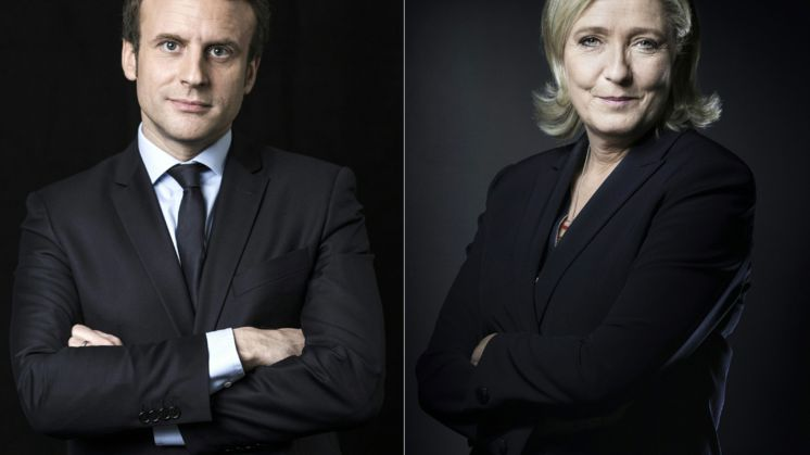 Geloofwaardigheid Franse presidentskandidaten probleem