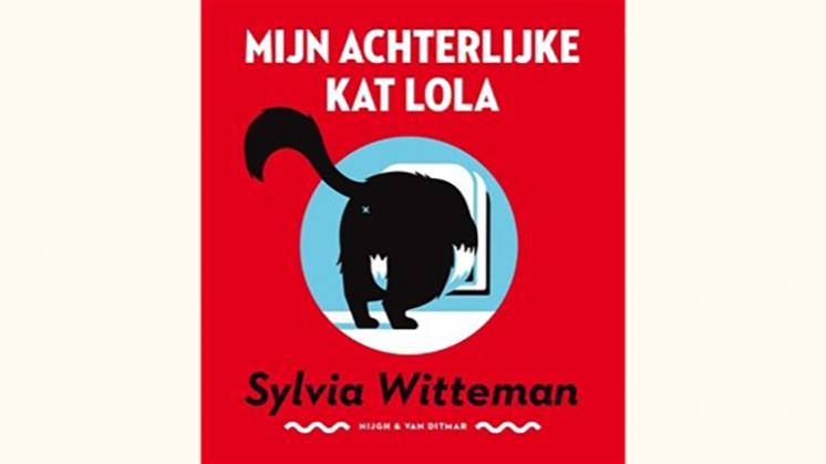 Columniste Sylvia Witteman schrijft kattenboek