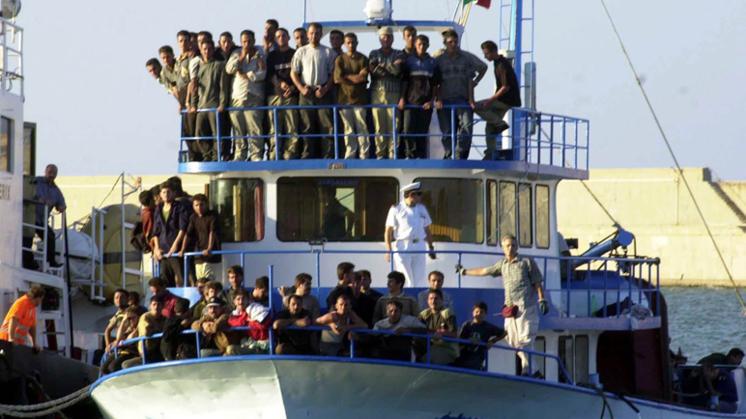 TrendingVandaag: 'stuur bootvluchtelingen terug'