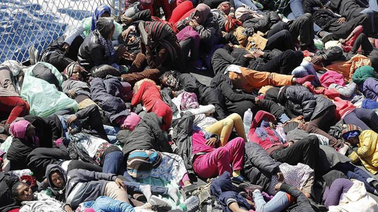 EU-Afrikatop moet vluchtelingenstroom halt toeroepen