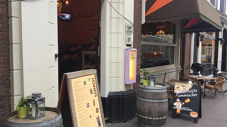 Politiek café live vanuit Den Haag