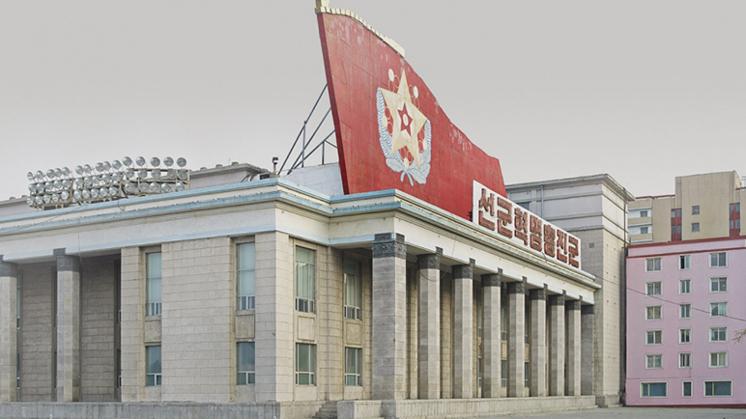 Nederlandse fotograaf exposeert in Noord-Korea