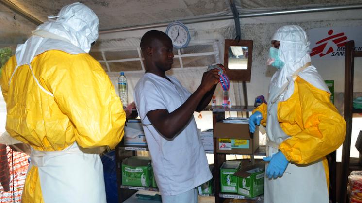 Ebolabestrijders steeds vaker slachtoffer
