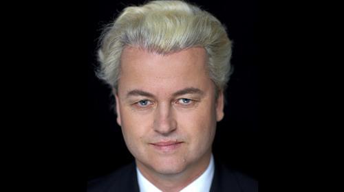 'Wilders' neemt kapper te grazen