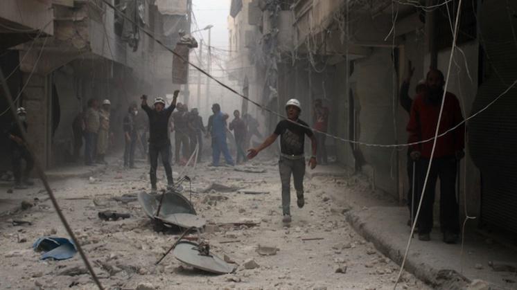 Dagboek Syrië: bomaanslag