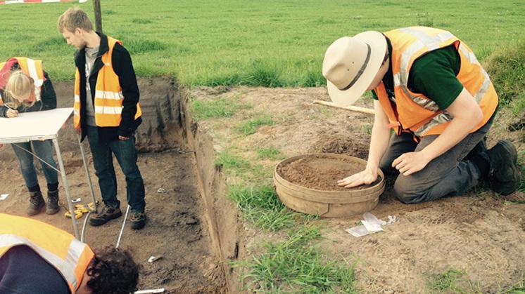 Grootste grafveld Hunebedbouwers gevonden