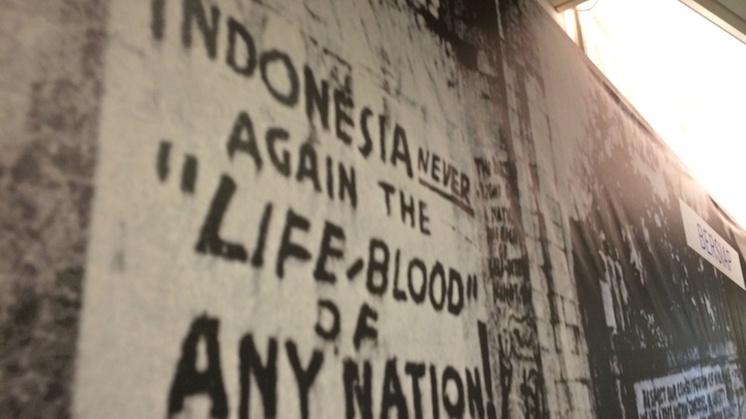 Tentoonstelling 'Oorlog! Van Indië tot Indonesië'