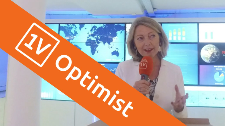 De Optimist On Tour: Ineke Dezentjé
