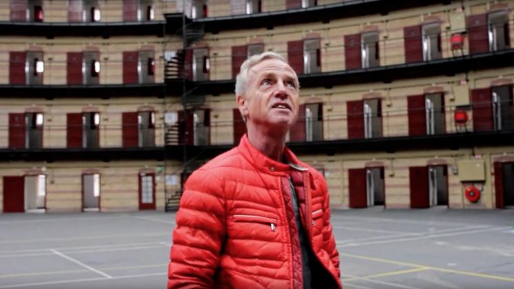 Voormalig crimineel pakt de hoofdrol in documentaire