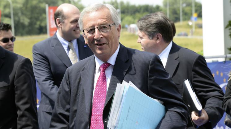 TrendingVandaag: Team Juncker