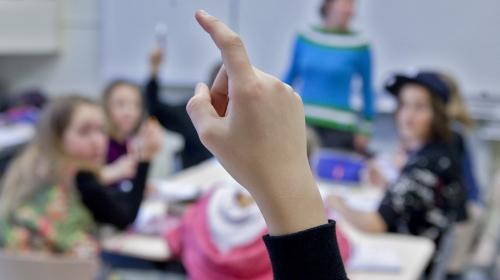 'Middelbare schoolklas nog altijd te groot'