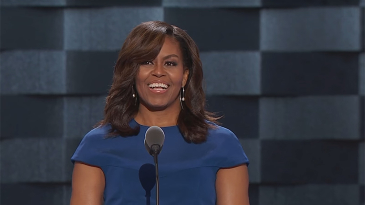 Hoe deed Michelle Obama het als first lady van de VS?