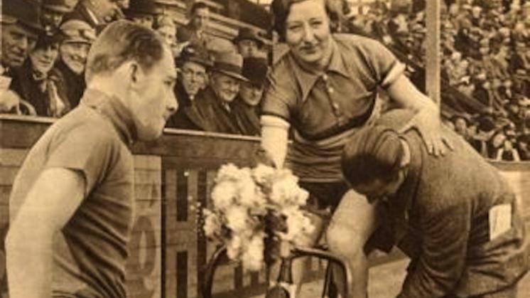 Mien van Bree: werelkampioen wielrennnen van 1938