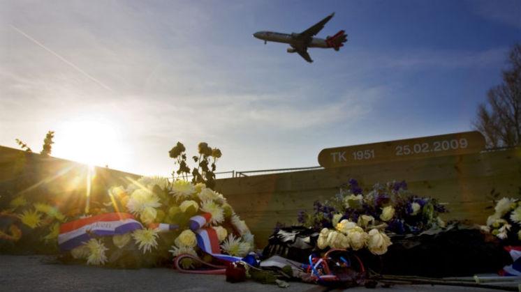Monument is houvast voor nabestaanden vliegramp