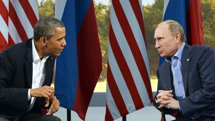 Poetin zet luchtmacht in in Syrië