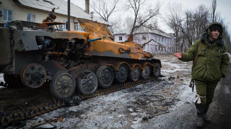 Helga Salemon over vredesoverleg Oekraïne
