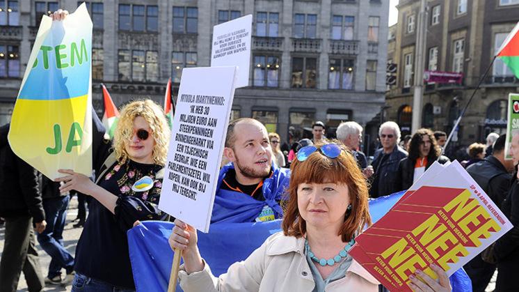 Het Oekraïneverdrag: wel of geen akkoord?