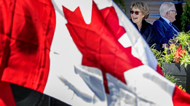Over mensen: geëmigreerd naar Canada