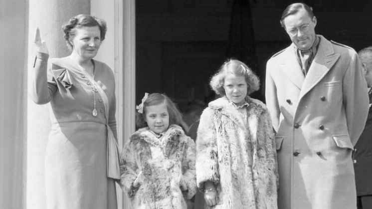 Joodse kinderen weggehouden bij Oranje-prinsesjes