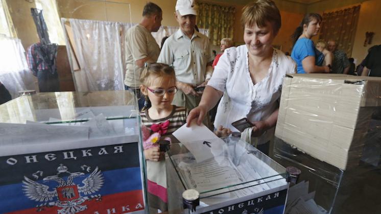 Wat is de waarde van het referendum Oost-Oekraïne?