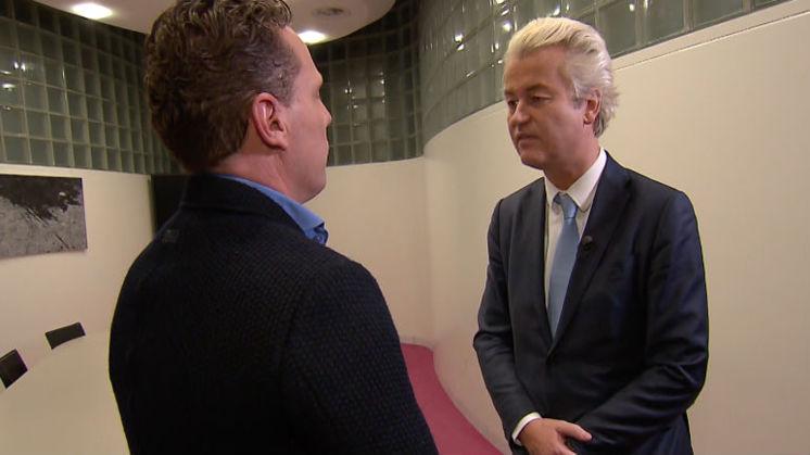 SBS-sterren interviewen lijsttrekkers