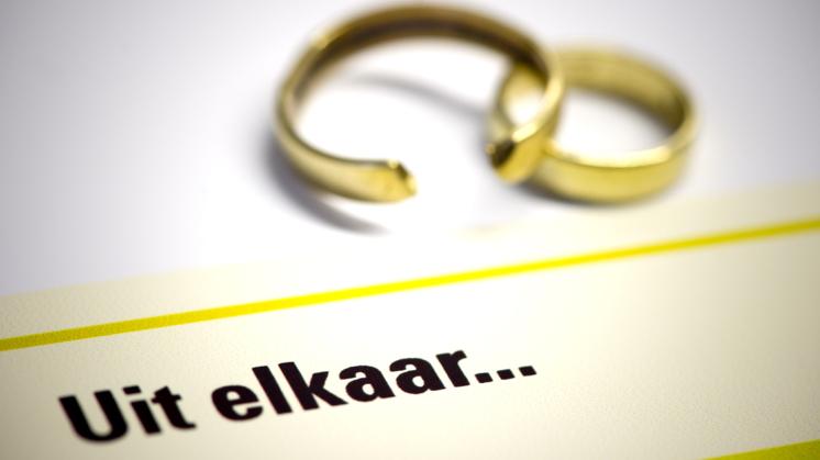Feit of fictie: 20% meer scheidingen in augustus