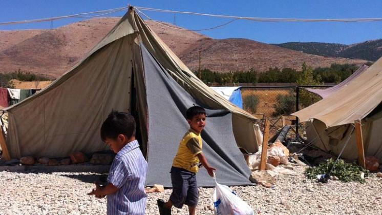Vluchtelingenopvang in de regio: Libanon